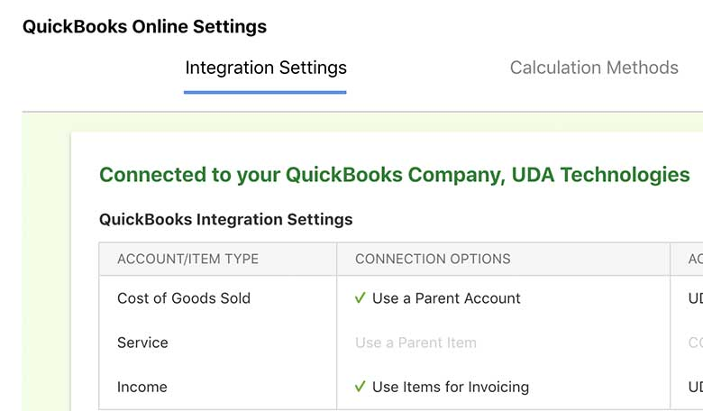 Construction Accounting Integration Software 1
