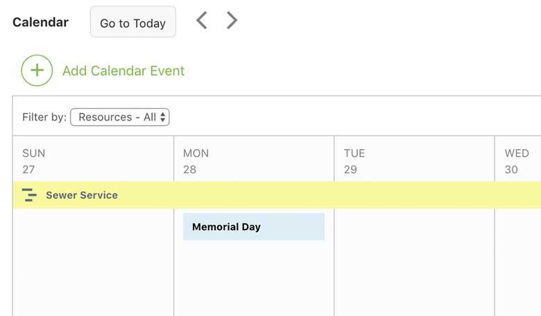 Construction Calendar Software 1