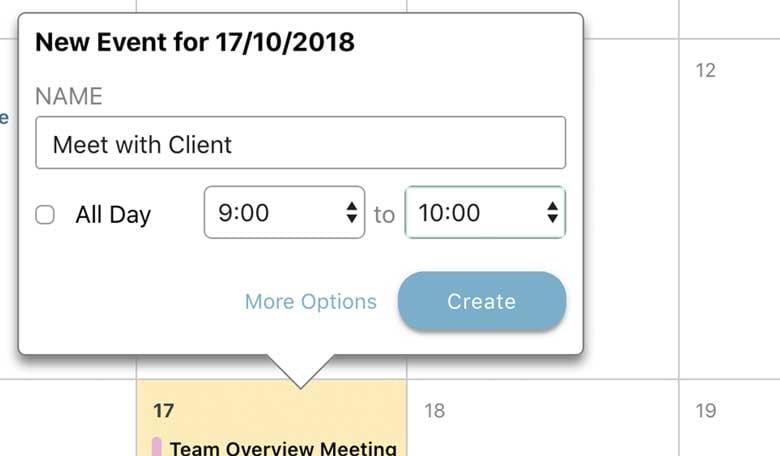 Construction Calendar Software 3