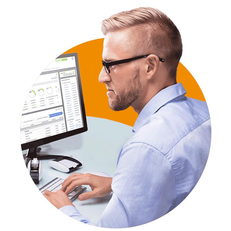 Construction Financial Software User